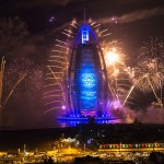 Burj Al Arab Parties in Spectacular Style