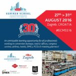 30th ECM Summer School sets a new milestone in the Meetings Industry!