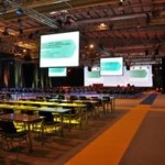 "AIM team uses the new ""Silent Room"" concept for conference in Budapest"