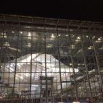"""Rome has a New Convention Centre: """"la Nuvola"""""""