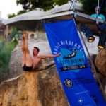 Αυλαία στο 1ο Agios Nikolaos Cliff Diving show – Κρητη