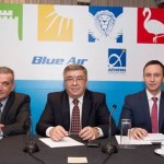 Athens – Larnaca, a new Blue Air route