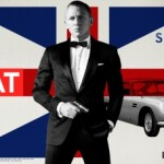James Bond on Great Mission for British Tourism