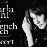 CARLA BRUNI 'French Touch' concert in Athens