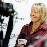 Chairman Fiona Jeffery OBE is to leave World Travel Market after 26 years