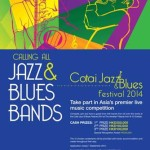 Calling All Artists: Cotai Jazz & Blues Festival Back and Bigger Than Ever at Cotai Strip Resorts