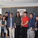 Συνάντηση της Αν. Υπουργού Τουρισμού Έλενας Κουντουρά με 10μελή Νοτιοκορεάτικη δημοσιογραφική αποστολή για το δυναμικό άνοιγμα του ελληνικού τουρισμού στην Ν.Κορέα