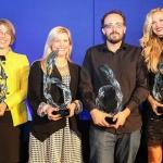 Earthwatch Institute, Singita and Google Received 2014 World Tourism Awards at World Travel Market