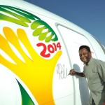Emirates introduces the world's first Pelé-ane to its fleet of Boeing 777s