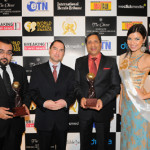 Emirates voted World's Leading Airline Website and World's Leading Airline Rewards Programme at World Travel Awards 2012