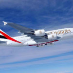 Emirates will operate an A380 on the Moscow route