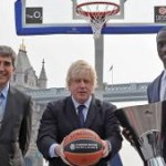 Euroleague Basketball bounces into London with support from Mayor Of London