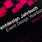 Event Design Year Book shows event industry's state-of-the-art, VOK DAMS represented with two Live Campaigns