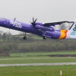 FLYBE Launches Seven new London City Routes, a new website and new Partnership with Club Workspace
