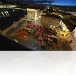 Ferrari Cavalcade 2013, a tour of Tuscany