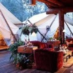 Glamping – Camping at its best