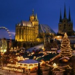 It's the most wonderful time of the year: German Christmas Markets dazzle during the festive season