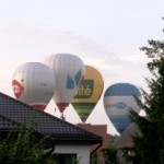 "International hot-air balloon festival ""Valmiera Cup 2014"""