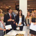 Ειδική εκδήλωση για την προβολή της Ελλάδας στο περίπτερο του ΕΟΤ στην Διεθνή Έκθεση Τουρισμού TOP RESA στο Παρίσι