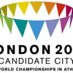 London has another reason to celebrate as it is announced as host for the 2017 IAAF World Athletics Championships