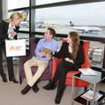 Lufthansa and Fraport launch joint digital shopping experience for travelers at Frankfurt Airport