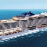 MSC Cruises confirms ship order worth up to €2.1bn