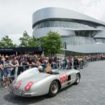 The ultimate Automobile experience in Stuttgart – VOK DAMS stages anniversary of Mercedes-Benz Museum