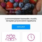 Messukeskus Helsinki brings fairs into the mobile age by releasing its own application