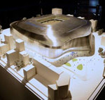 New Real Madrid Stadium for 2017..