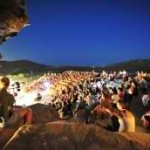 The Paros Jazz Academy comes to the Paros Park