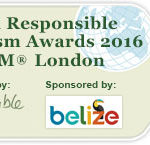 "World Responsible Tourism Awards at WTM London ""Harder to Win Than Ever"" as 2016 longlist revealed."