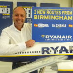 Ryanair launches Birmingham summer 2017 schedule