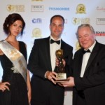 Radisson Blu Hotel, Berlin receives the World Travel Award as Germany´s leading business hotel for 2013