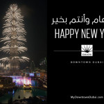 Record 1.7 million visitors attend electrifying Downtown Dubai New Year's Eve Gala