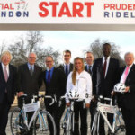 Prudential to sponsor Mayor's RideLondon Festival of Cycling