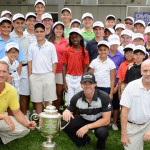 Rory McIlroy, Jumeirah's Global Brand Ambassador, Wows Youth Golfers in New York City