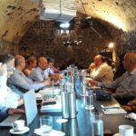 Συνάντηση του Δημάρχου Θήρας με τον πρόεδρο του ΣΕΤΕ