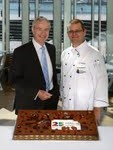 Sydney Convention and Exhibition Centre Cuts the Cake  to Celebrate 25 Years