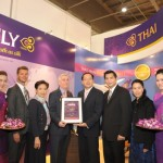 THAI WINS 'AIRLINE OF THE YEAR TO THE FAR EAST'