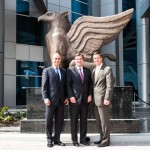 Tallest Hotel in the World Welcomes Marriott International President & CEO Arne Sorenson