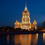 The Radisson Royal Hotel, Moscow Voted World's Leading Luxury Business Hotel
