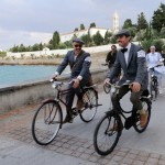 The Tweed Run for the 3rd time in Spetses! 15-17 April!