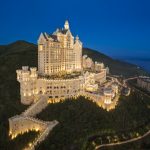 Starwood Hotels & Resorts Debuts the Castle Hotel as Part of the Luxury Collection Brand in China's Northern Coast