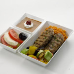 Turkish Airlines provides best inflight food