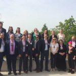 Lausanne Tourism & Convention Bureau entertains UK buyers at London's Olympic Park