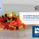 UNWTO presents the 3rd UNWTO World Forum on Gastronomy Tourism
