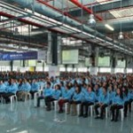 Bosch TownHall Meeting 2013 with VOK DAMS China