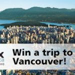 Contest Alert: Win a trip to Vancouver!