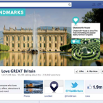 VisitBritain's 10 milestones on Facebook's 10th birthday