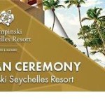 Kempinski Seychelles Resort to welcome World Travel Awards Africa & Indian Ocean Gala Ceremony 2015